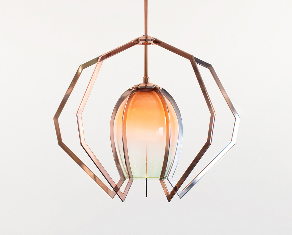 Modern Lighting Goes BOLD: Bec Brittain