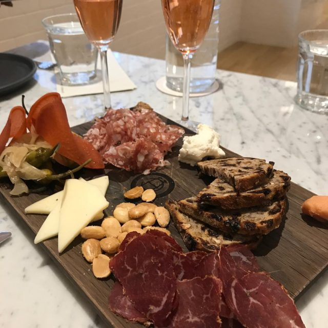 Charcuterie  bubbles is such a lovely way to celebratehellip